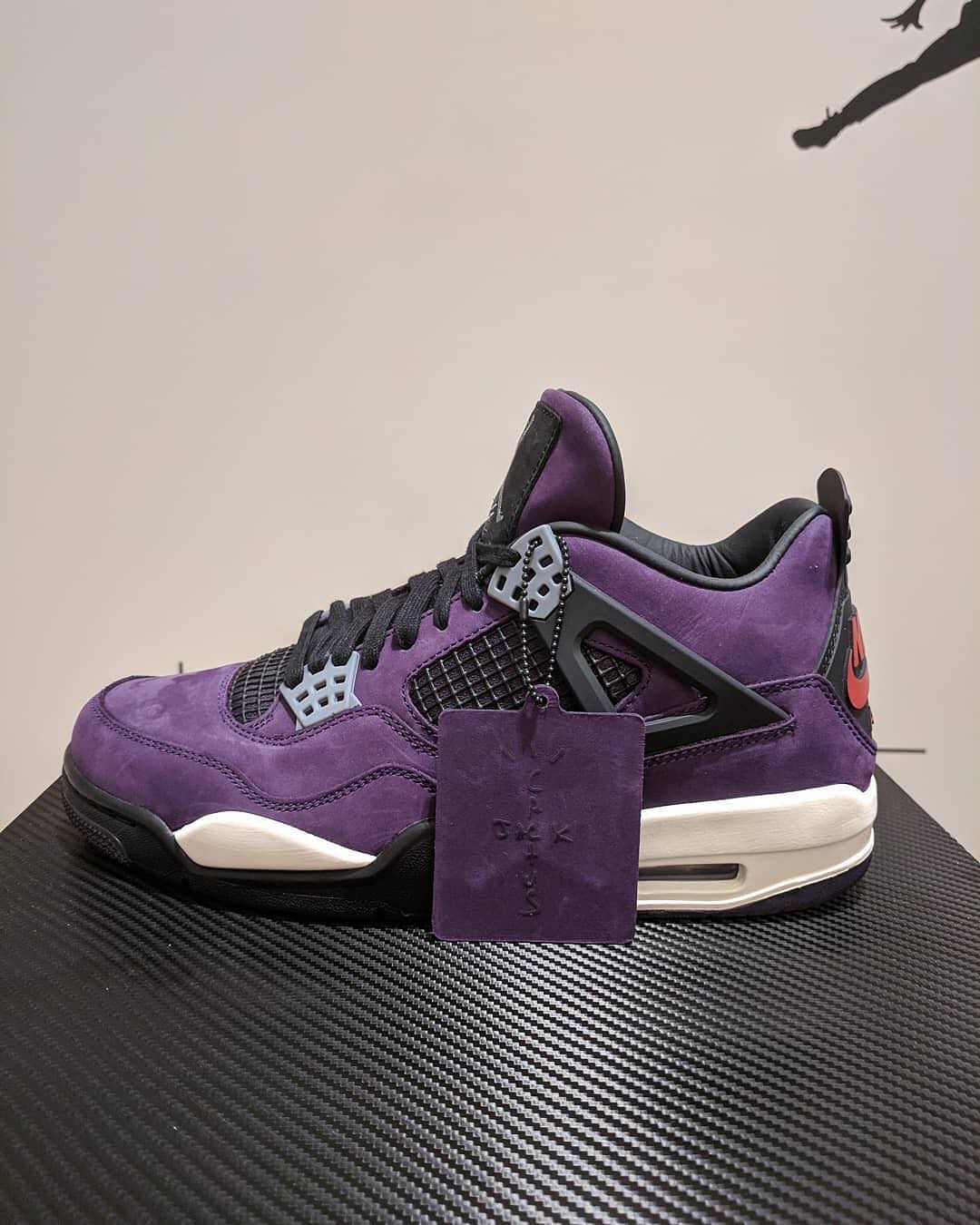 近日発売予定 Travis Scott x Nike Air Jordan 4