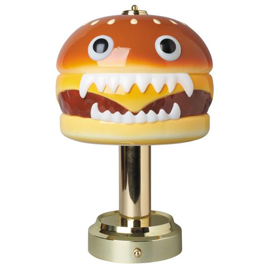 11月3日発売予定 UNDERCOVER HAMBURGER LAMP(アンダーカバー ハンバーガー ランプ)