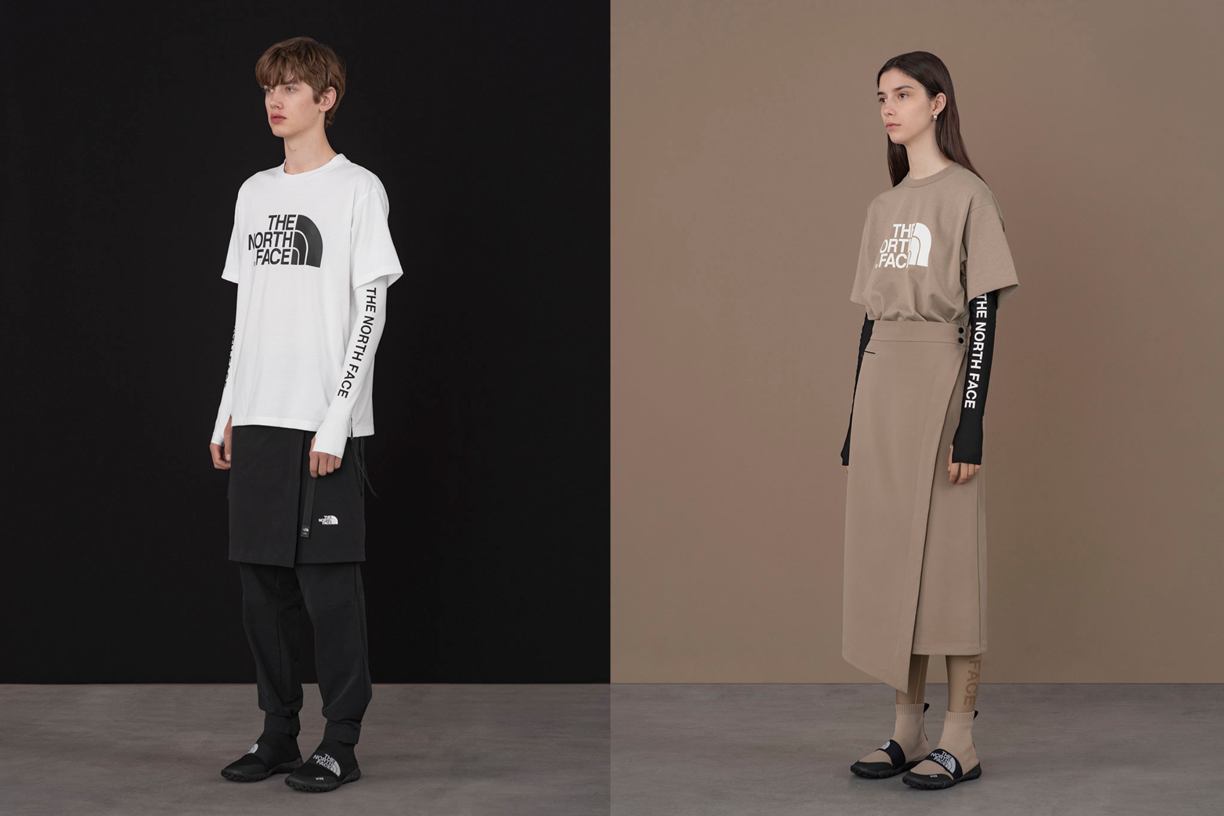 thenorthfacexhykecollaboration3rd2019ss