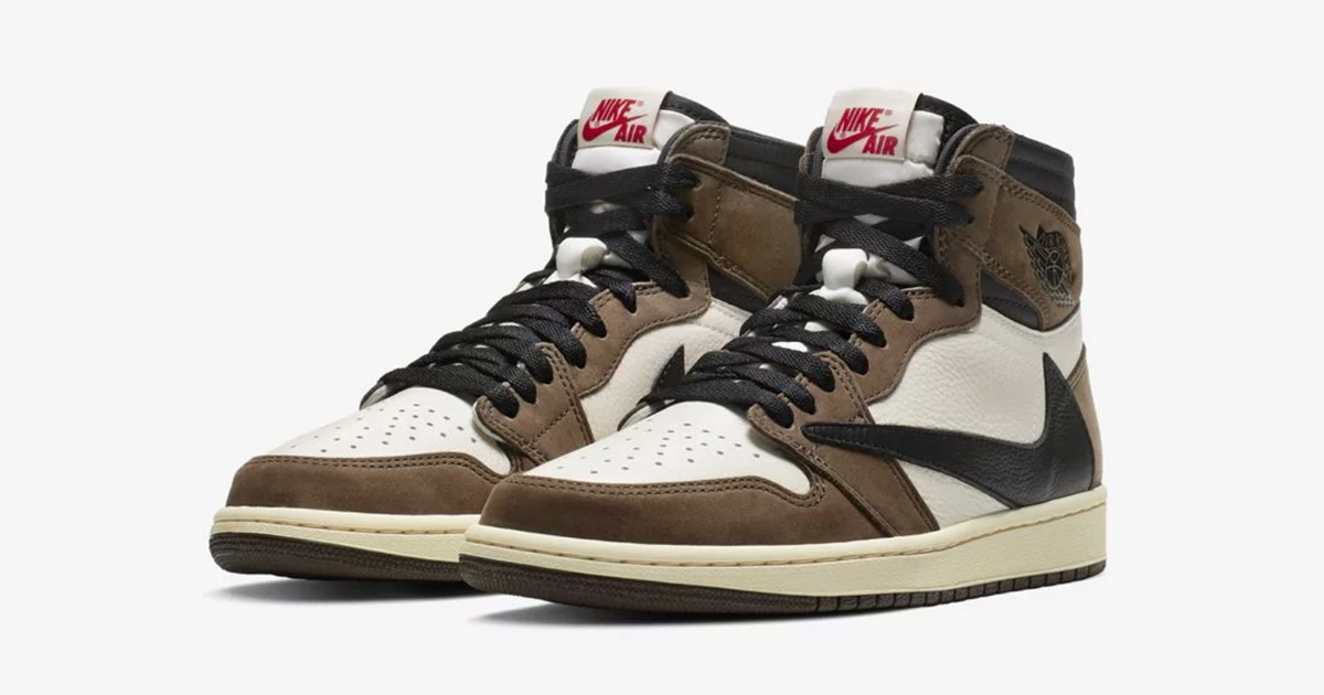 【国内正規品画像有】【5月11日発売開始】TRAVIS SCOTT X NIKE AIR JORDAN 1 HIGH OG TS SP