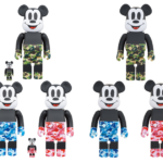 berbrick-bape-mickey-mouse-green-blue-pink