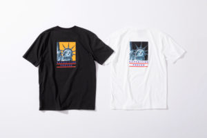 supreme-the-north-face-statue-of-liberty-tee