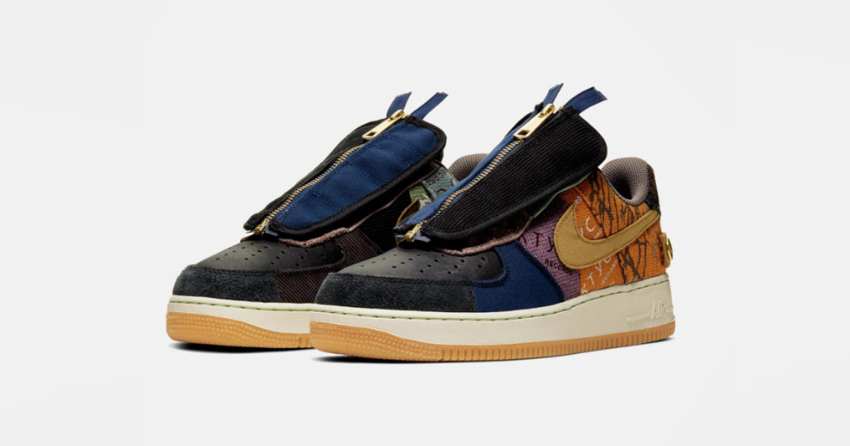 【11月16日発売開始】TRAVIS SCOTT X NIKE AIR FORCE 1