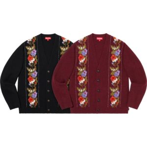 floral-stripe-cardigan