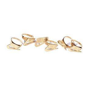 supreme-nike-14k gold-ring