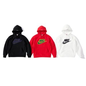 supreme-nike-leather-appliqué-hooded-sweatshirt