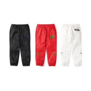 supreme-nike leather-warm-up pant