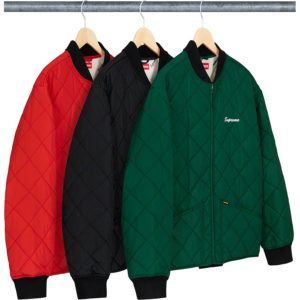 quilted-work -Jacket