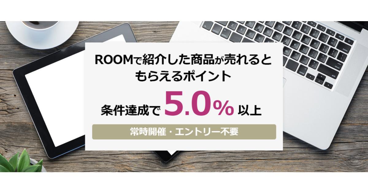 【楽天ROOM】自分で購入してもポイントは付くの?