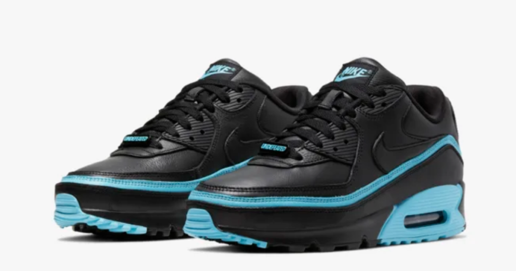 undefeated-x-nike-air-max-90-black-blue-fury