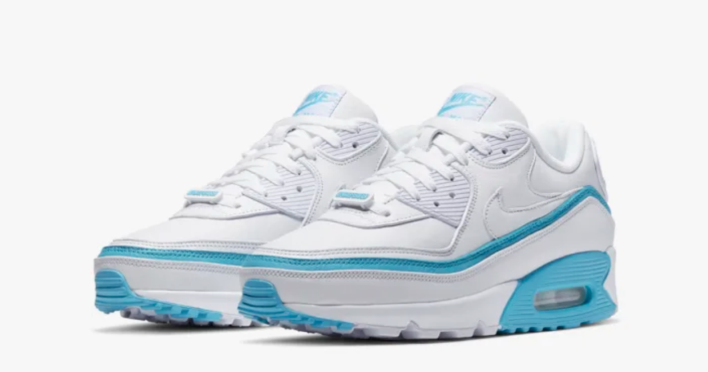 undefeated-x-nike-air-max-90-white-blue-fury