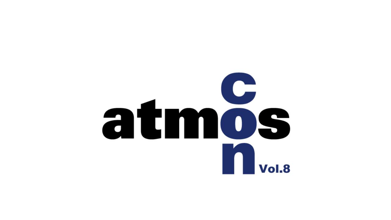【※中止※3月7日開催開始】ATMOS CON VOL.8(アトモス コン ボリューム エイト)