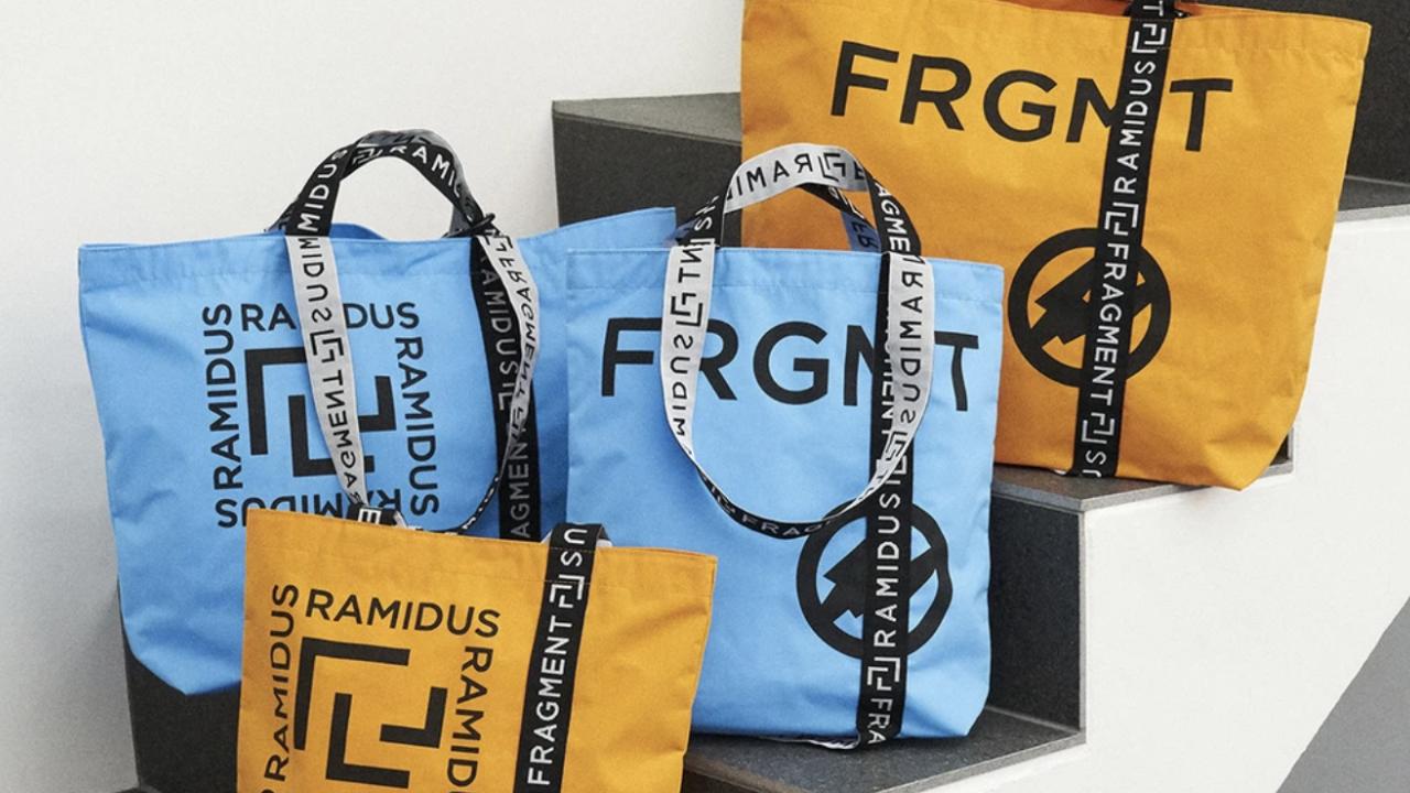 【1月25日発売開始】FRAGMENT DESIGN X RAMIDUS(フラグメント デザイン x ラミダス)