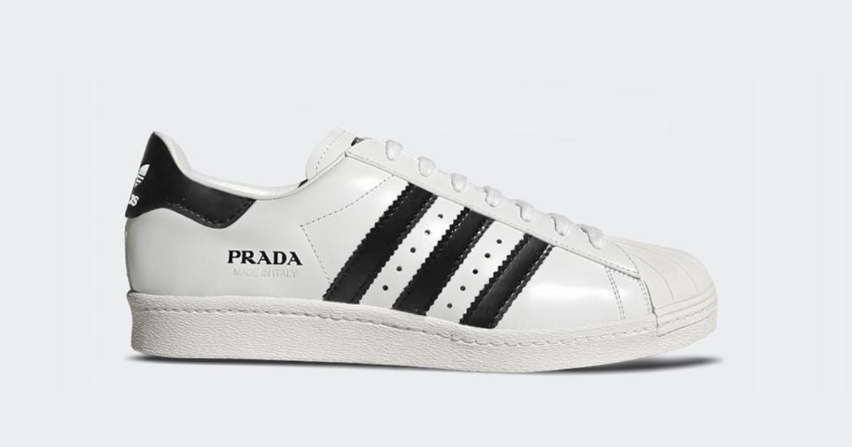 【3月発売開始】PRADA X ADIDAS