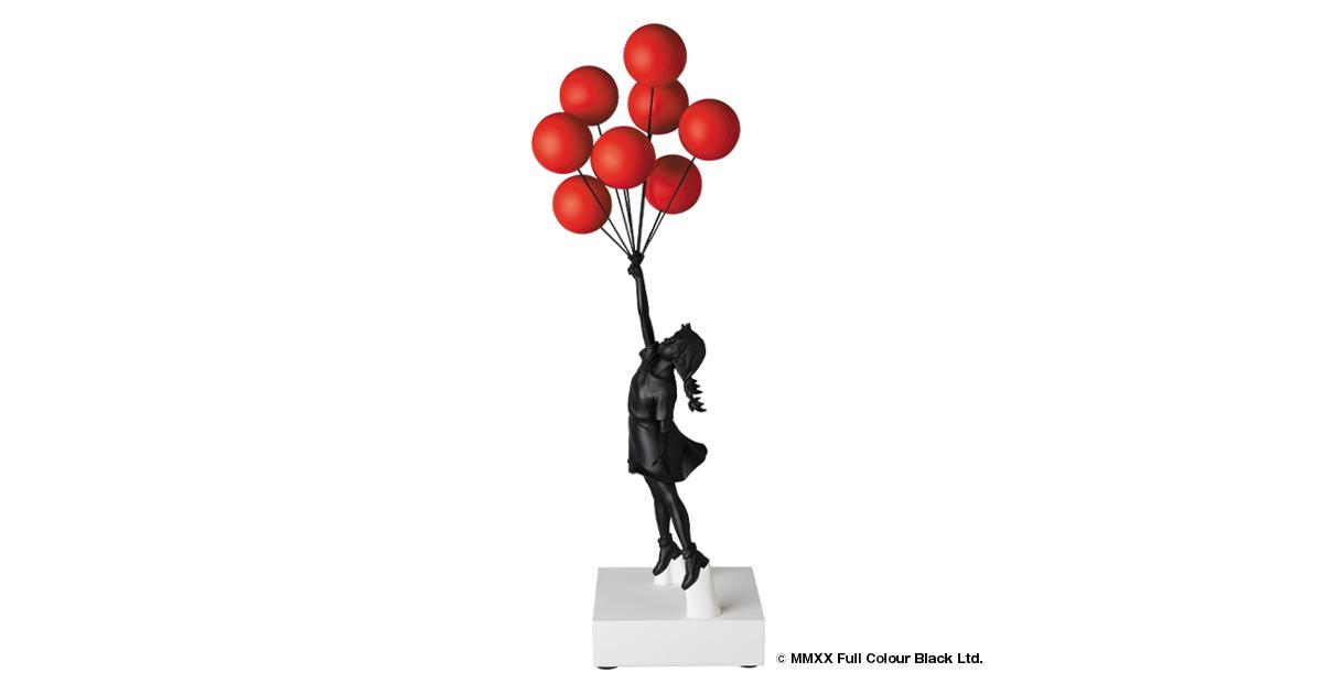 【2月8日発売開始】SYNC. FLYING BALLOONS GIRL