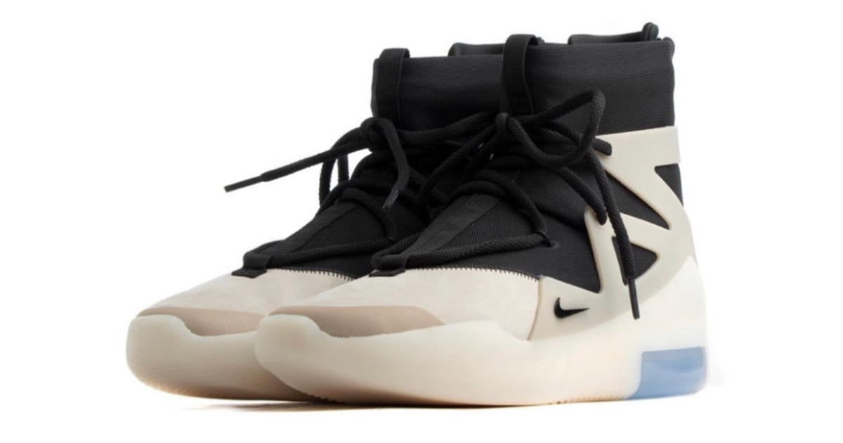 【6月29日発売開始】NIKE AIR FEAR OF GOD 1