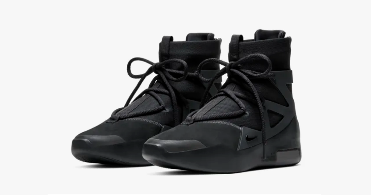 nike-air-fear-of-god-1-triple-black
