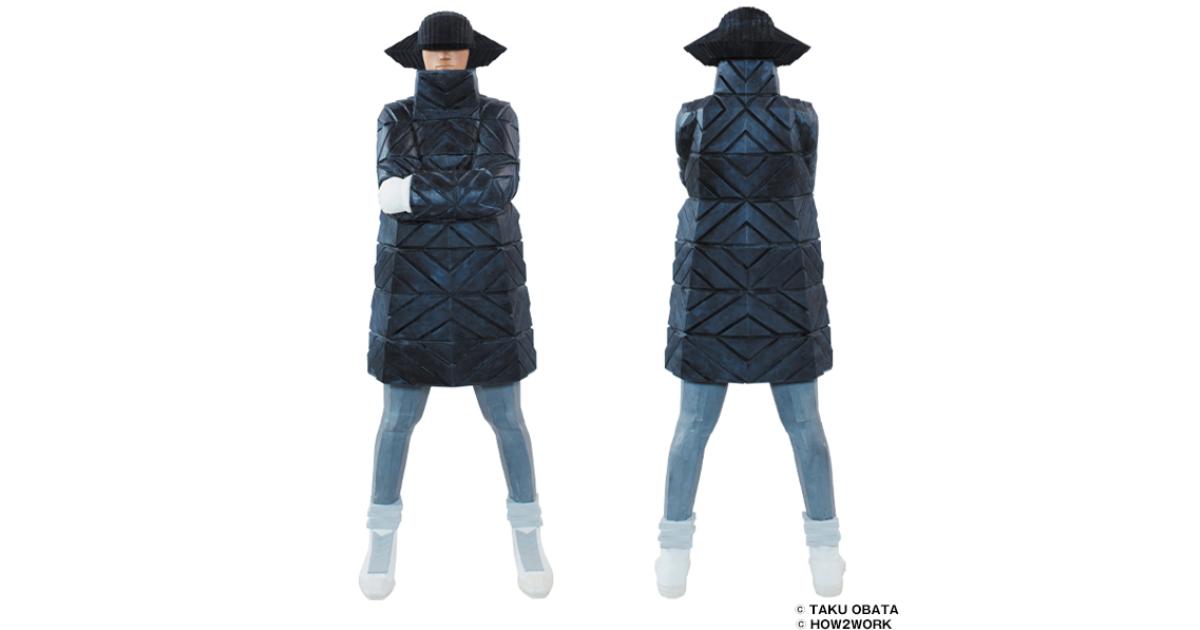 【※延期※3月28日発売開始】B-GIRL Down Jacket NAGAME BLACK(ビーガール ダウン ジャケット ナガメ ブラック)