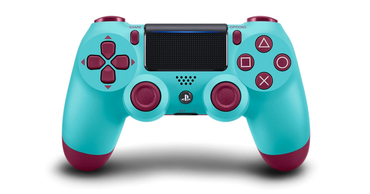 【3月下旬再販開始】PLAYSTATION4 WIRELESS CONTROLAR