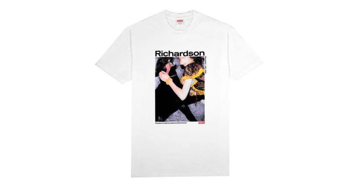 【3月28日発売開始】RICHARDSON X SUPREME(リチャードソン x シュプリーム) コラボレーションTシャツ