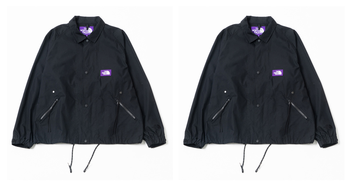 【4月中旬発売開始】THE NORTH FACE PURPLE LABEL X RHC