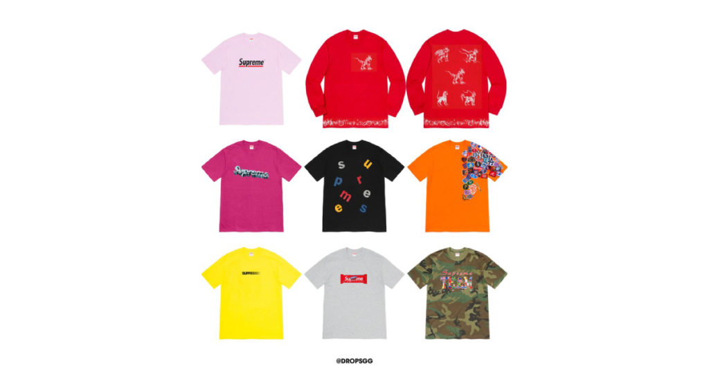 supreme-2020ss-week8-t-shirts-collection