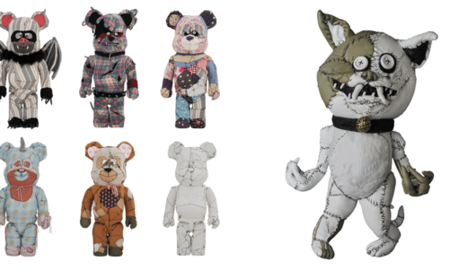 【6月30日抽選締切】Anne Valerie Dupond ONE OF KIND BE@RBRICK 1000% & Anne Valerie Dupond × MAMES BUTTON スタチュー(EDTION30)
