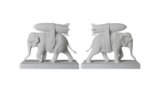 【6月27日発売開始】ELEPHANT WITH BOMB エレファント ウィズ ボム