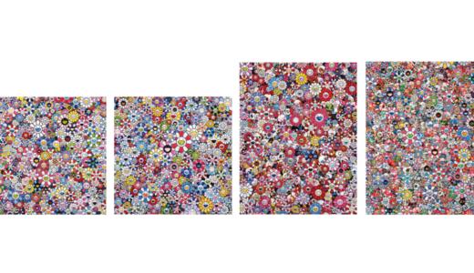【6月18日発売開始】Tonari no Zingaro 村上隆 版画4種