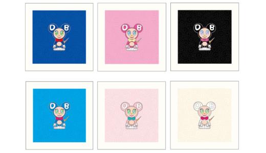 【6月8日発売開始】Tonari no Zingaro 村上隆 新作版画6種