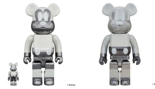 【8月8日発売開始】BE@RBRICK FRAGMENTDESIGN MICKEY MOUSE REVERSE VERSION 100% & 400% / 1000% ベアブリック フラグメントデザイン ミッキー マウス リバース バージョン