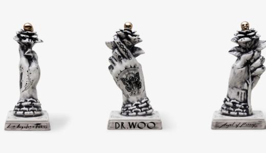 【7月23日発売開始】DR. WOO X NEIGHBORHOOD  BOOZE . DW / CE-INCENSE CHAMBER ドクター・ウー ネイバーフッド