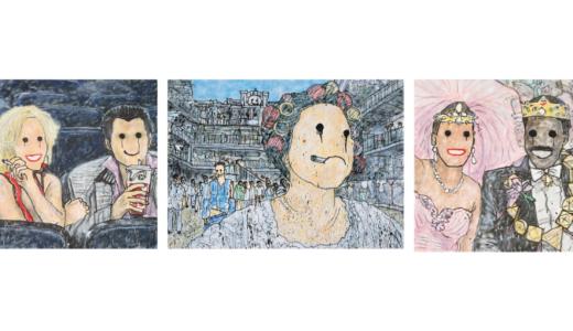 【7月27日発売開始】Tonari no Zingaro MADSAKI新作ポスター3種類