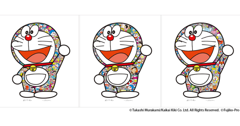 tonari-no-zingaro-murakamitakashi-doraemon-collaboration