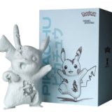 daniel-arsham-blue-crystalized-pikachu-resin-and-pigment