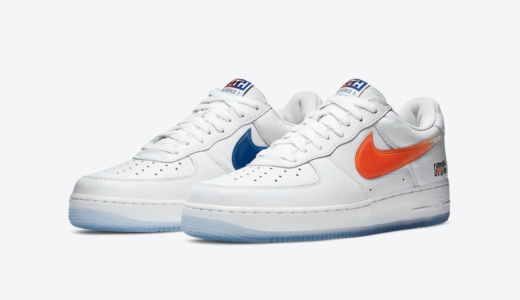 【12月18日発売開始】KITH X NIKE AIR FORCE 1 LOW