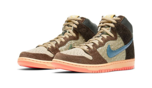 【11月28日発売開始】CONCEPTS X NIKE SB DUNK HIGH