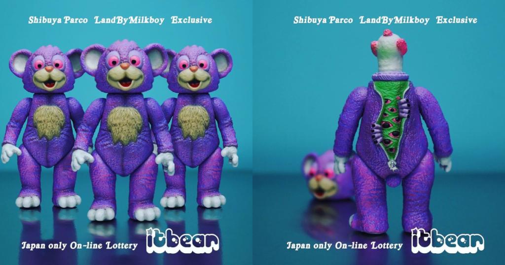milkboytoys-the-it-bear-shibuyaparco-purple