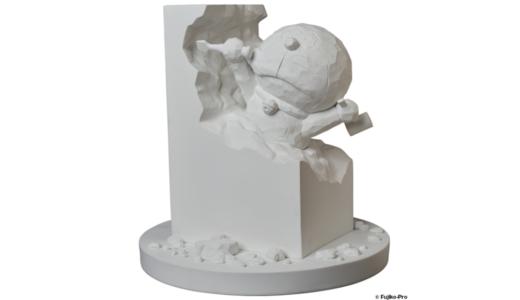 【1月30日発売開始(2021年12月18日抽選締切)】彫刻家ドラえもん White Ver.