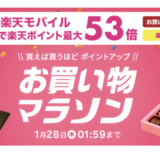 0124rakutenichiba-okaimonomarason