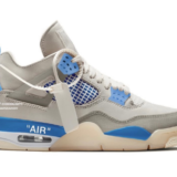 off-white-x-nike-air-jordan-4-military-blue