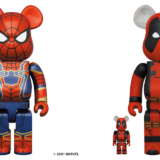 bearbrick-iron-spider-bearbrick-deadpool-100-400-1000