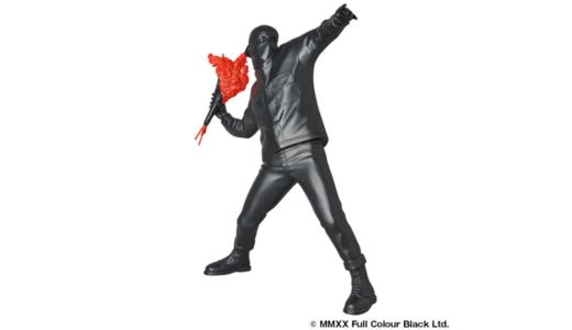 【4月24日発売開始】FLOWER BOMBER(RED FLOWER w/BLACK Ver.) フラワー ボンバー レッド フラワー ブラック バージョン