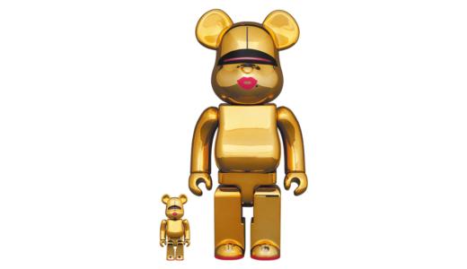 【6月26日発売開始】BE@RBRICK SORAYAMA × 2G GOLD Ver. 100% & 400% ベアブリック 空山 ツージー ゴールド バージョン