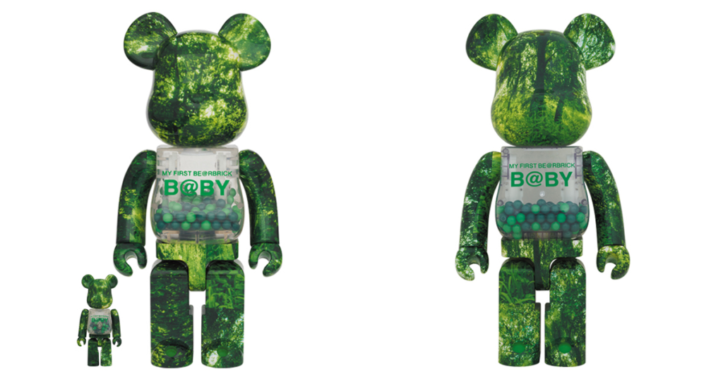 my-first-bearbrick-baby-forest-green-ver-100-400-1000