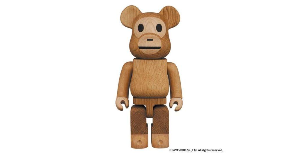 bearbrick-carimoku-baby-milo︎-2021