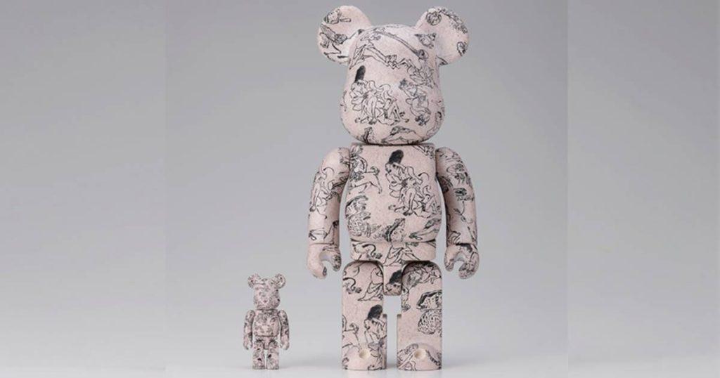 bearbrick-tyojujinbutsugiga-2-100-400