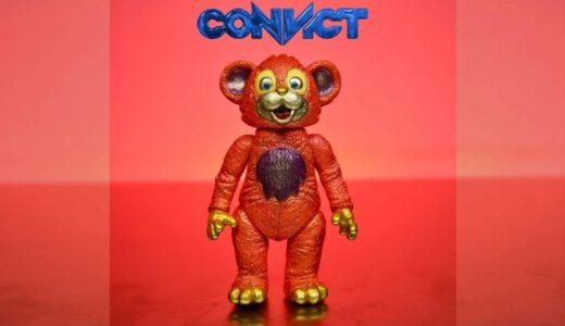 【8月25日抽選締切】MILKBOYTOYS IT BEAR コンビクト限定カラー