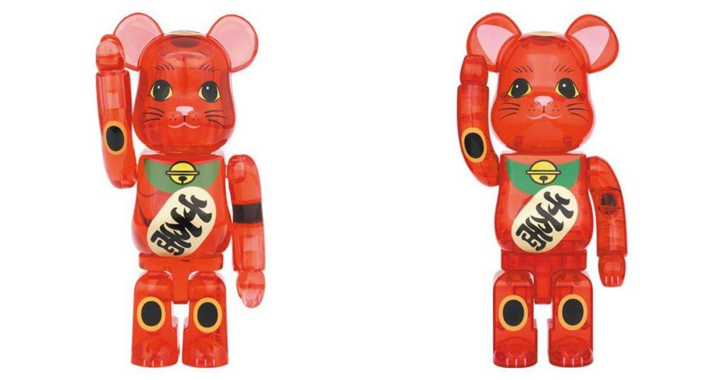 bearbrick-manekineko-umetomei