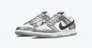 nike-dunk-low-silver-cracked